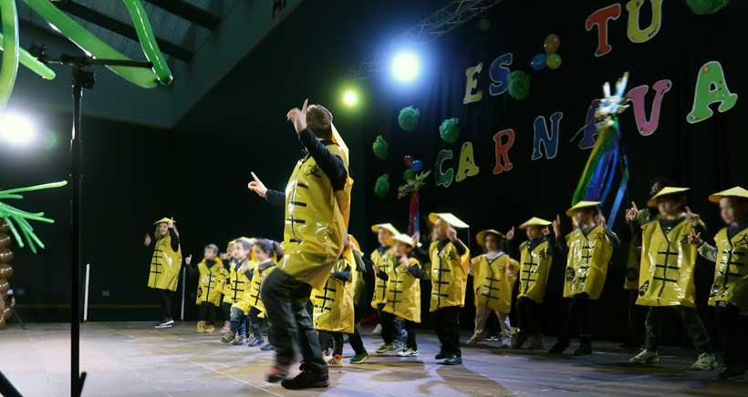 Programación de actos infantiles en Carnaval de Logroño