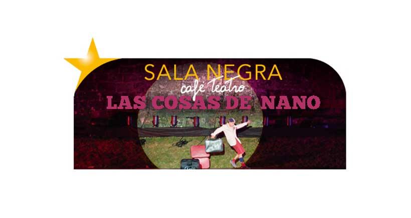 """""""Las cosas de Nano"""", un show de magia, malabares y clown en la Sala Negra"""