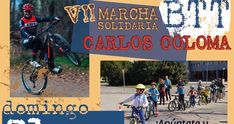 Marcha BTT Solidaria Carlos Coloma con Coopera