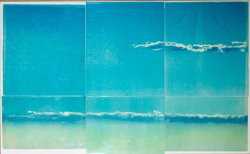Nubes horizontales. Premio Joven