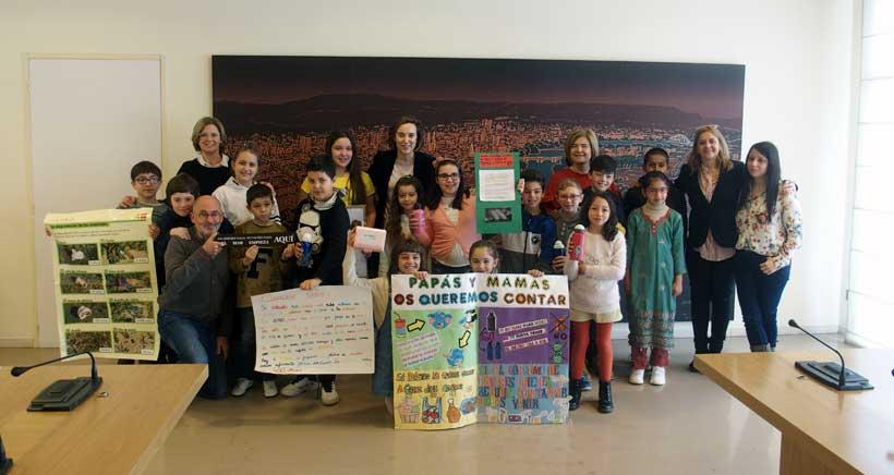 Alumnos del CEIP Varia protagonizarán un anuncio por el medioambiente