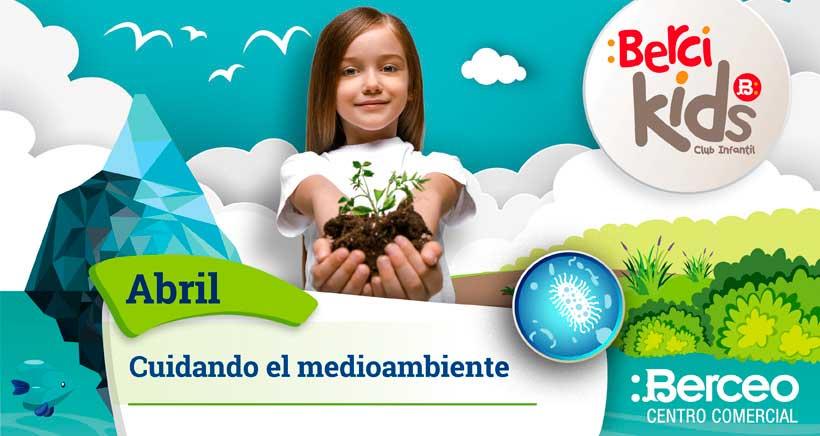 Aprende sobre medioambiente en los talleres infantiles de Berceo