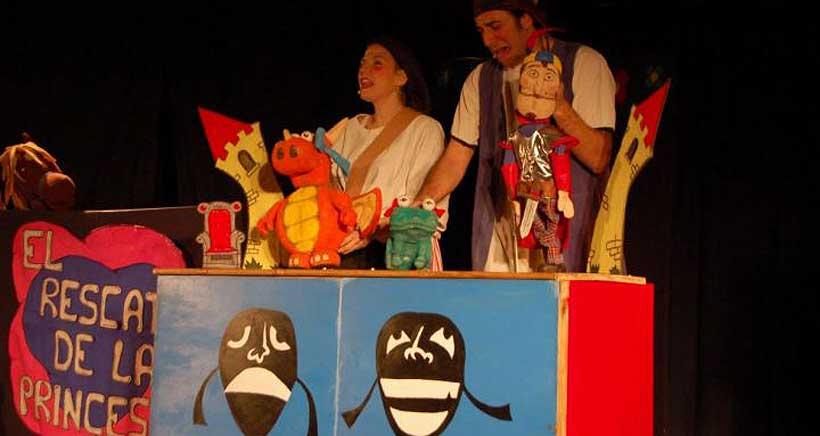 Teatro familiar y manualidades 'Frozen' en Xperience Parque Rioja