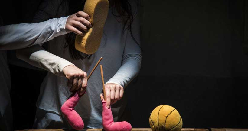 'La historia de un calcetín', este domingo en el Bretón