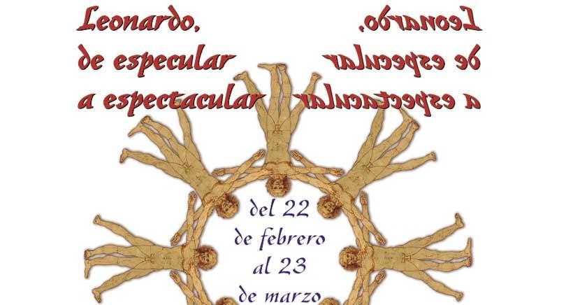 Acércate a la obra de Leonardo da Vinci, en la Biblioteca Rafael Azcona