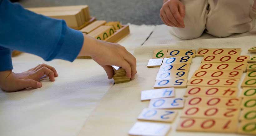 La educación Montessori busca familias en Nájera