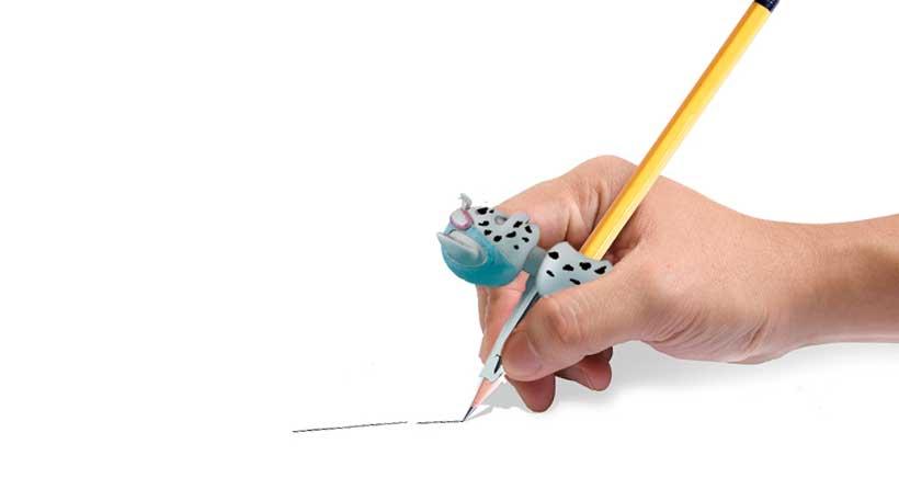 Pinzalín, el invento riojano para aprender a escribir mejor