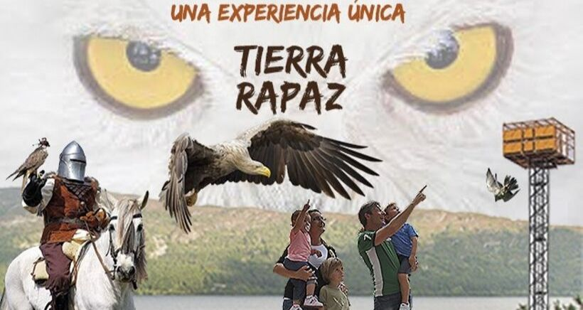 Tierra Rapaz continúa abierto en otoño
