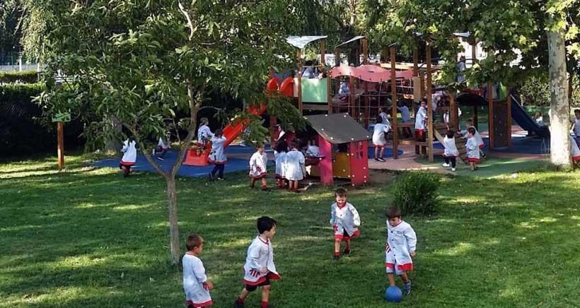 Salesianos: un colegio en un entorno natural único