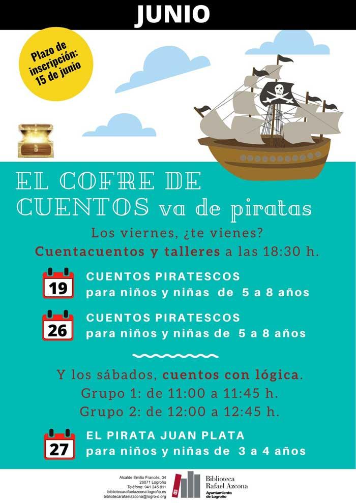 actividades-culturales-infantiles-junio-biblioteca-rafael-azcona