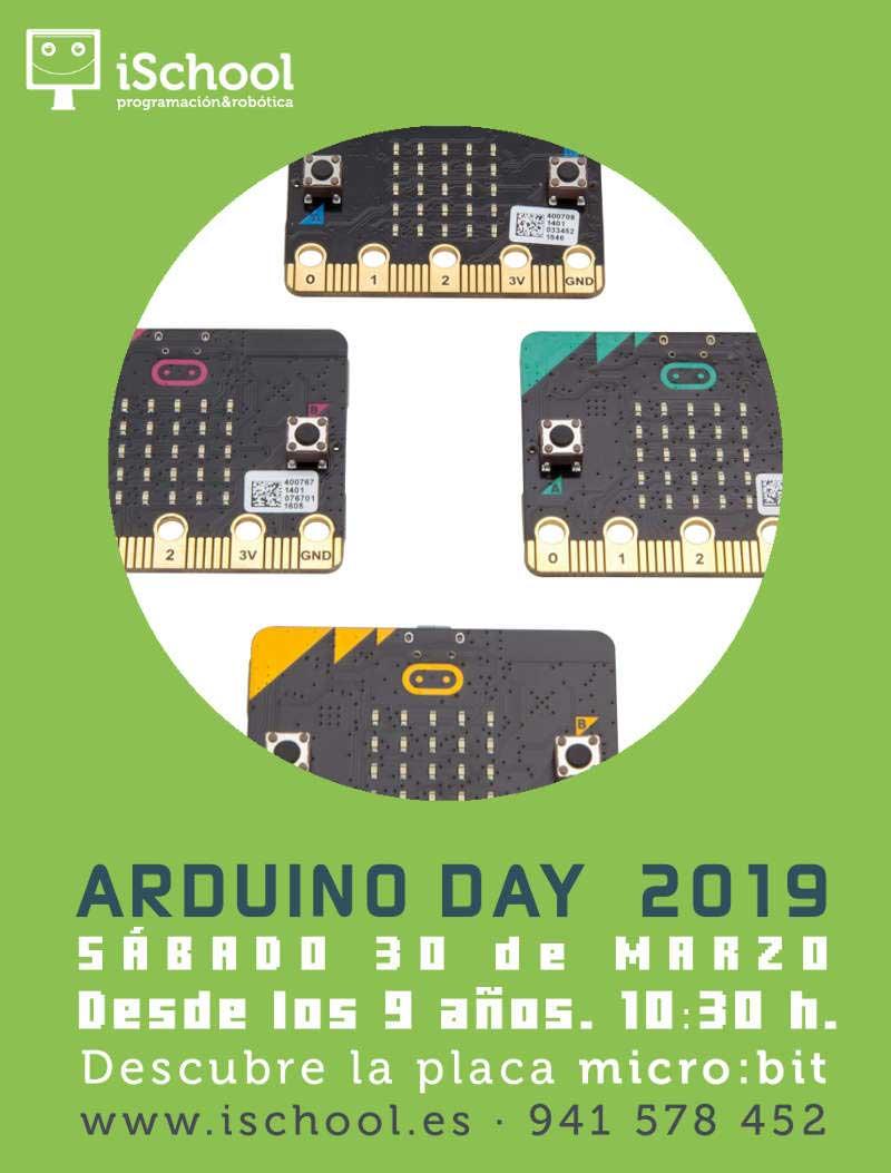 iSchool_ArduinoDay
