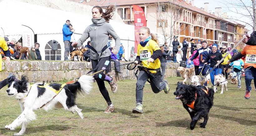Tu mejor amigo, también en el deporte: Canicross Demanda Xtrem
