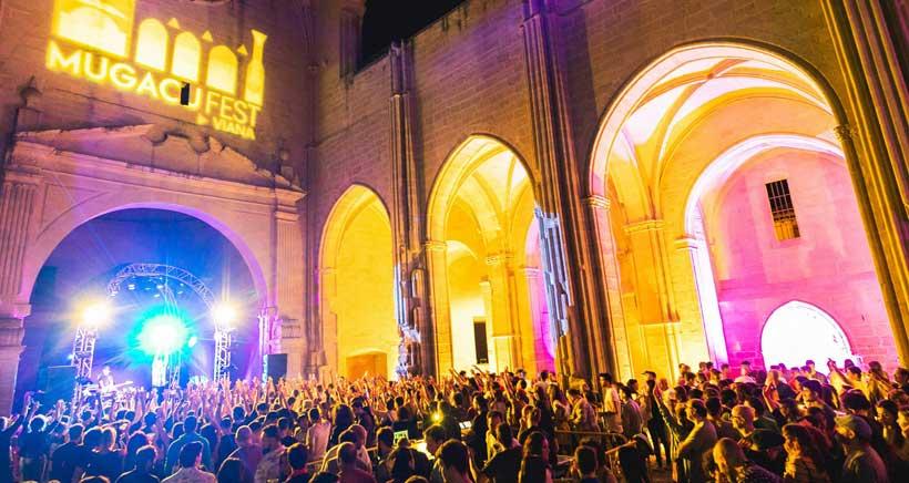 De festival a Viana: vuelve el Mugacu Fest