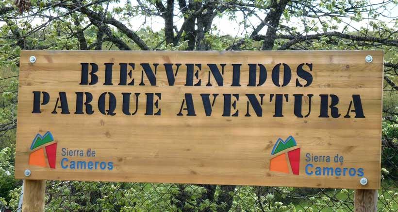 Parque Aventuras Lumbreras Sierra Cameros