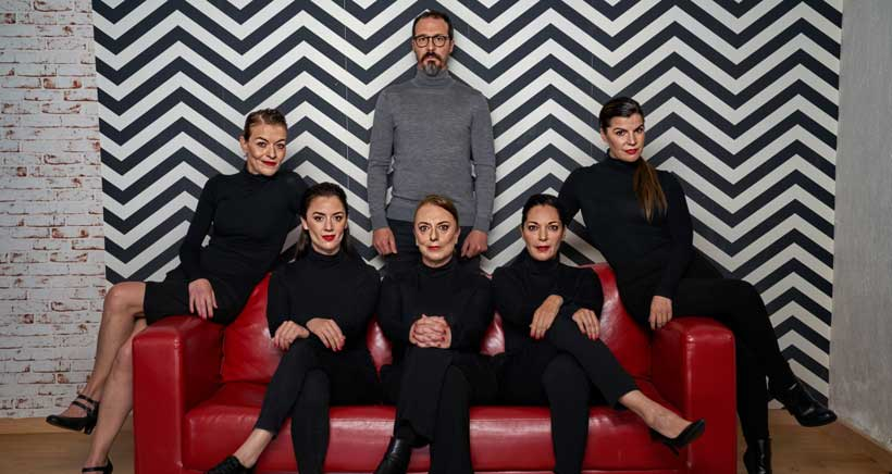 'Todas las mujeres', teatro en el Bretón