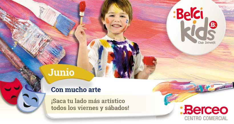 Arte fuera del museo, búscalo en los talleres infantiles de Berceo