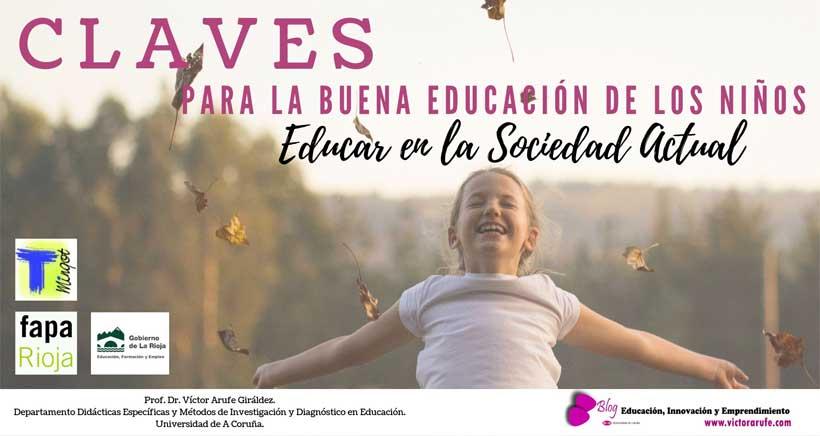 El Premio EDUCA al Mejor Docente de España ofrece una charla esta tarde