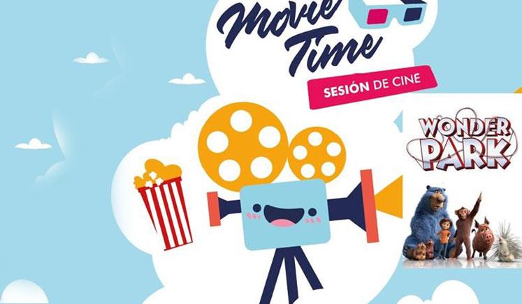 """La película """"El parque mágico"""", en versión original (VOSE)"""