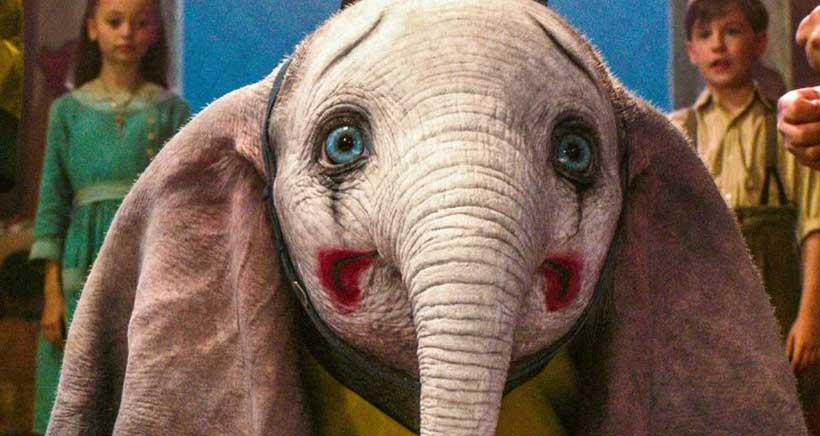 """La película """"Dumbo"""", en versión original (VOSE)"""