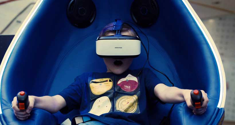 ImmotionVR, el top de la realidad virtual está en Logroño