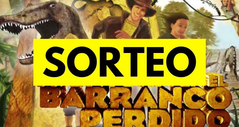 Ganadores del sorteo El Barranco Perdido