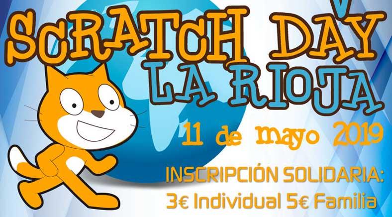 Aprende a programar, en el Scratch Day La Rioja