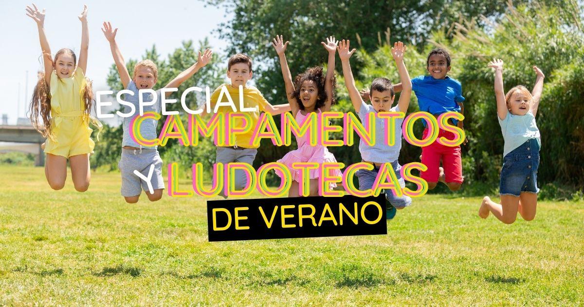Campamentos y ludotecas de verano en La Rioja