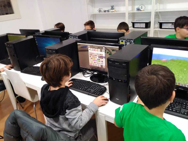 iSchool-Minecraft