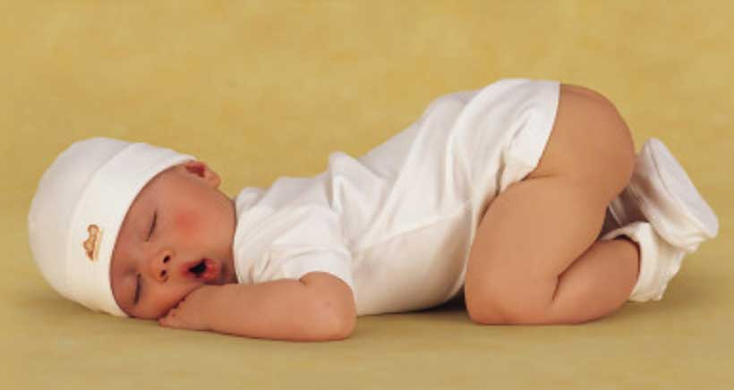 Curso de masaje para bebés 0-12 meses