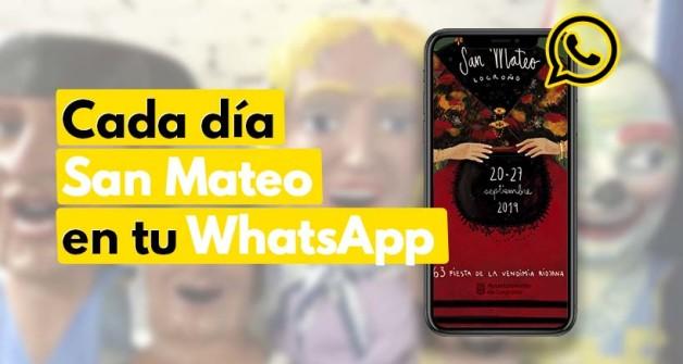 Whatsapp Balcon Mateo