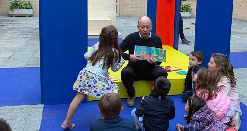 Los cuentos de Carles García Domingo, en la Biblioteca de La Rioja
