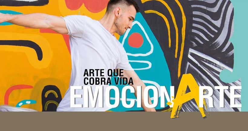 'EmocionArte', experiencias artísticas en Centro Comercial Berceo