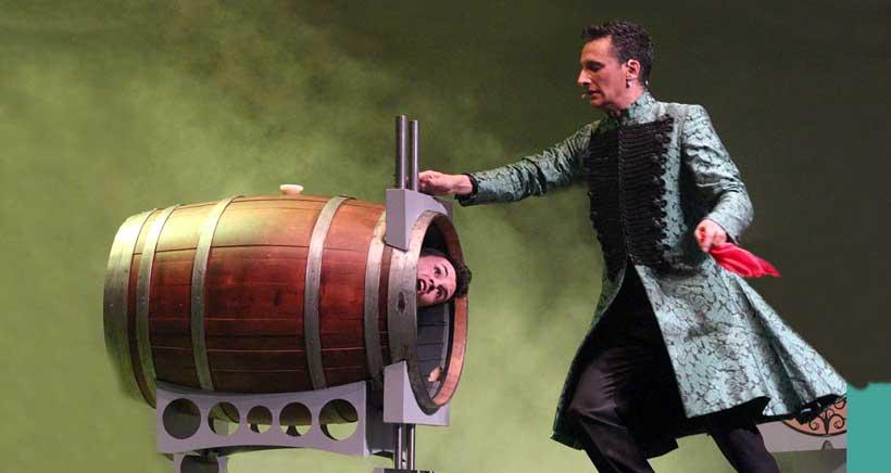 La Dolce Vita, del Mag Lari en el Teatro Bretón
