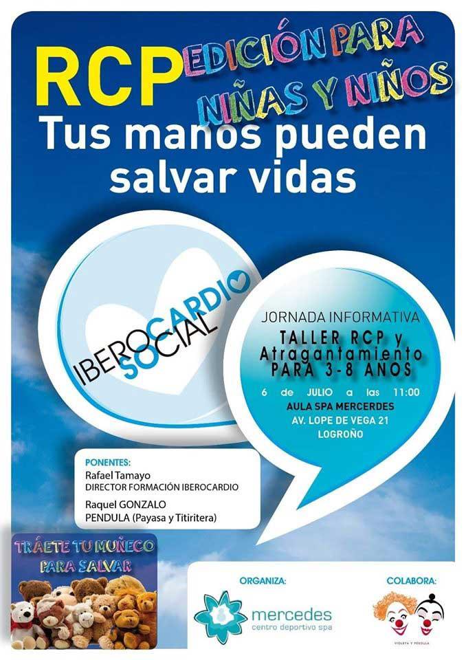 Taller-infantil-RCP-Iberocardio