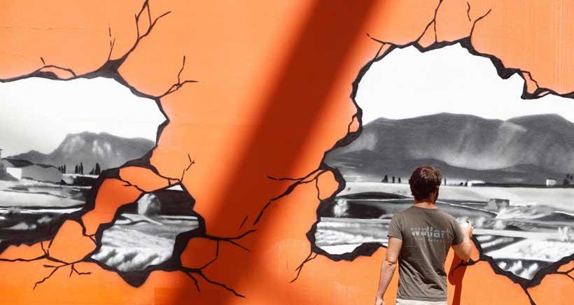 'EmocionArte', experiencias artísticas en Centro Comercial Berceo