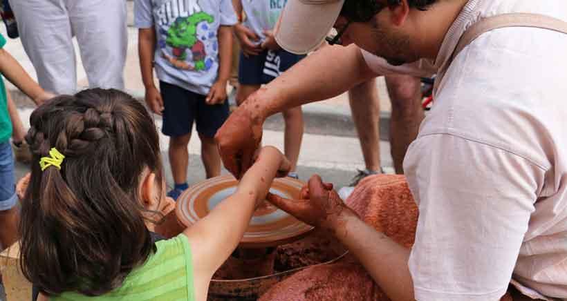 Feria de Alfarería y Cerámica de Navarrete
