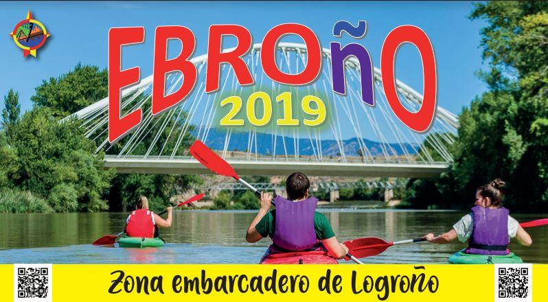 El Ebro, protagonista de las fiestas de la Asociación Vecinos Norte