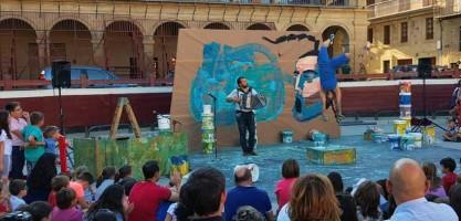 Festival-circo-navarra-en-viana