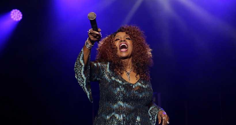 Gloria Gaynor actuará en Riojaforum el 6 de septiembre