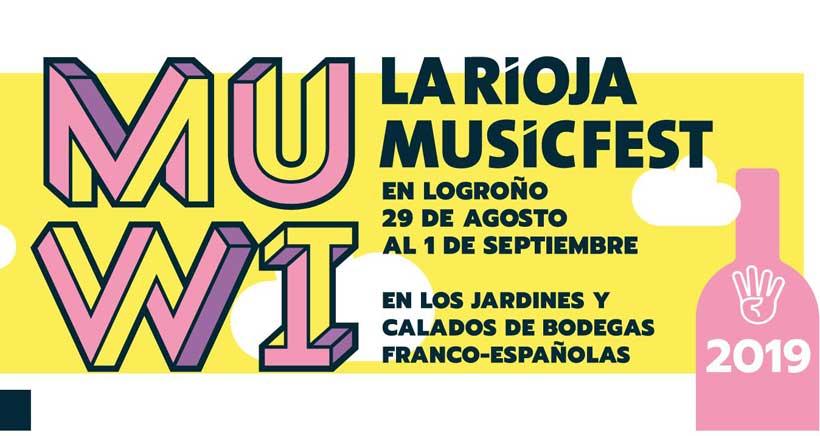 MUWI La Rioja Music Fest 2019