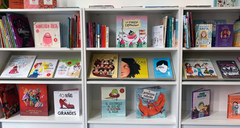 Una habitacion propia biblioteca rafael azcona
