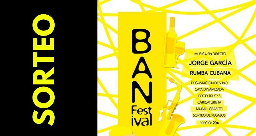 Sorteamos cinco entradas dobles para el BAN Festival