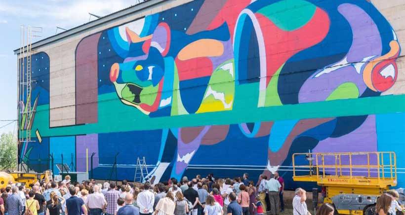 Reciclaje convertido en arte: así será Bañarte 2019