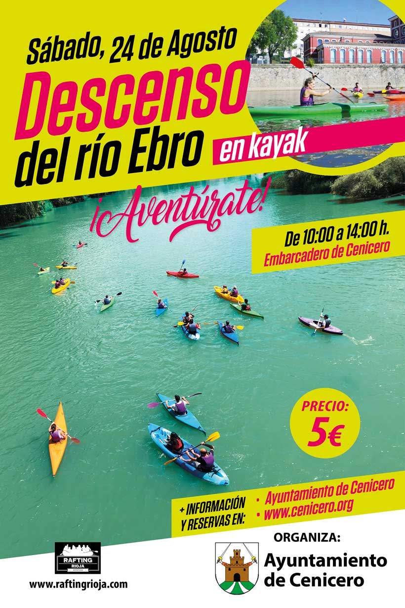Descenso-Ebro-Kayak