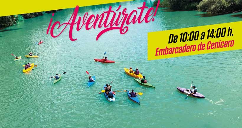 Descenso del Ebro en Kayak por Cenicero