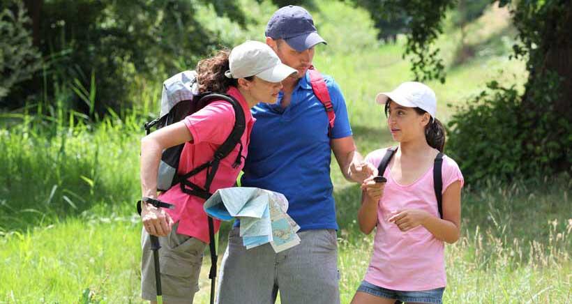 Aprende a orientarte por la montaña con este taller en Sierra Cebollera