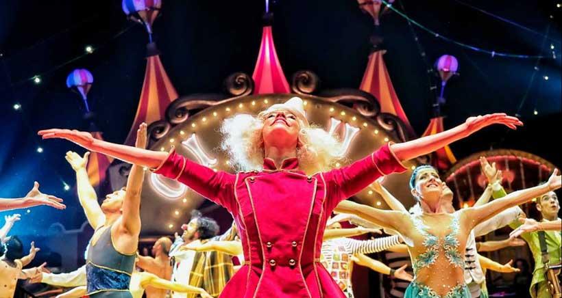 'Circlassica', el homenaje de Emilio Aragón al mundo del circo, este fin de semana en Riojaforum
