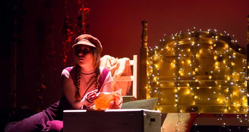 El viaje de Sofía, teatro infantil en la sala Gonzalo de Berceo