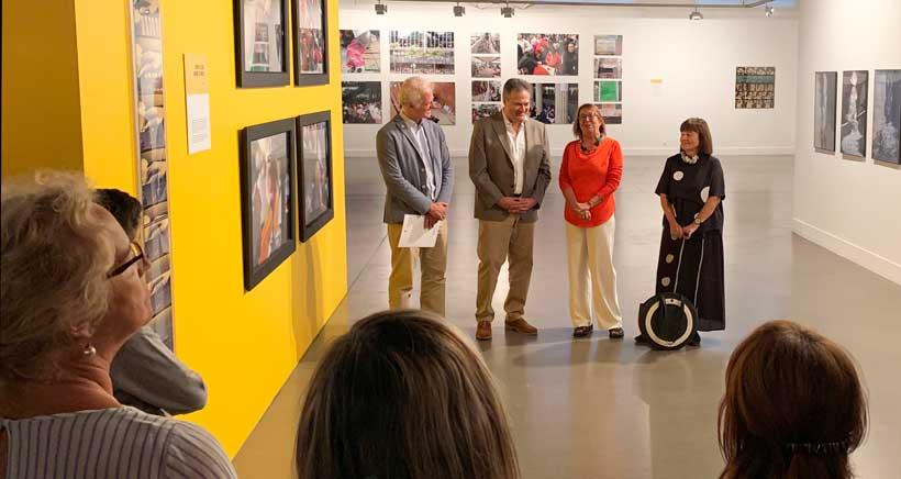 'Registros domesticados', nueva exposición y taller infantil en la Amós