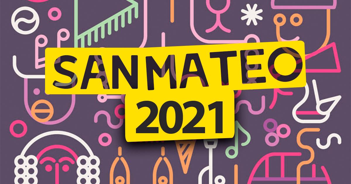 Programa de San Mateo 2021 ¡Especial Infantil!